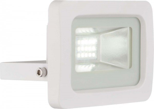GLOBO CALLAQUI Außenleuchte LED-Strahler Baustrahler 34002 weiß