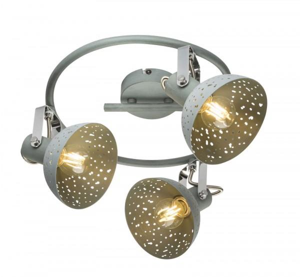 GLOBO FABIAN LED-Deckenstrahler Deckenspot Dekor 3-flammig 54653-3