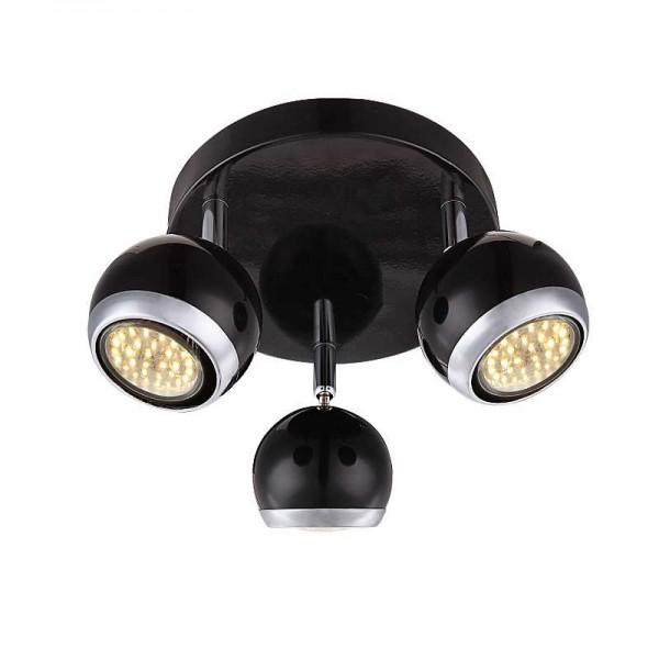 GLOBO LED Deckenleuchte Deckenlampe Kugeln Wohnzimmer-Lampe 57884-3