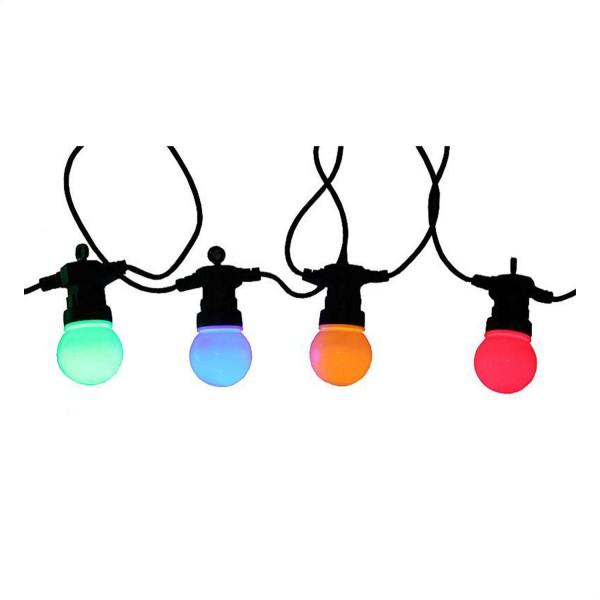 GLOBO LED Außen-Lampe Außenleuchte Garten-Leuchte Lichterkette 3401