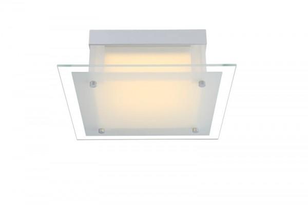 Globo LED Deckenlampe Deckenleuchte Leuchte Lampe Metall Glas 49327