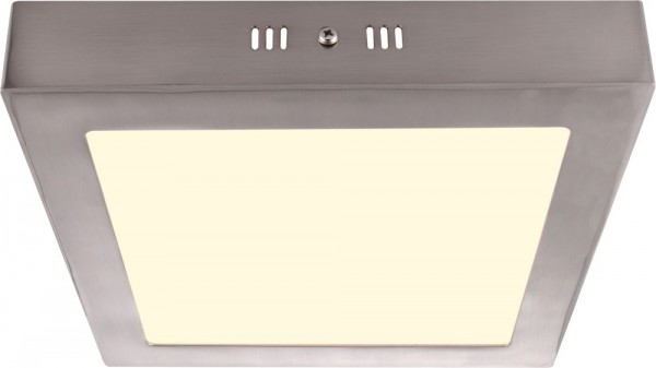 GLOBO LED Deckenlampe Deckenleuchte eckig Decken-Beleuchtung 49219