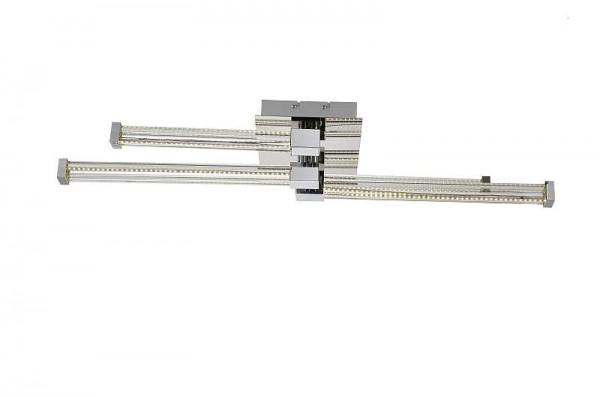 GLOBO LED Deckenlampe Deckenleuchte Wohnzimmer-Lampe Stangen 68064-4D
