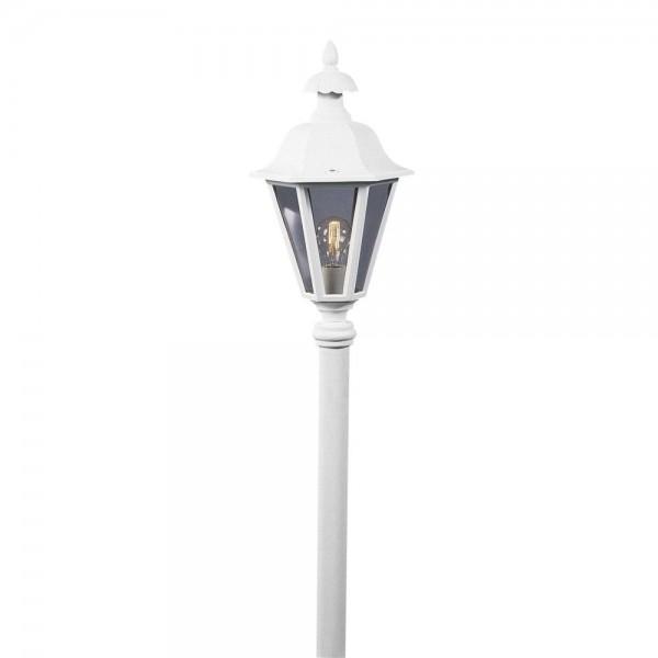 Konstsmide Pallas Leuchtenkopf ohne Pfahl Laterne Ersatz-Lampe 478-250