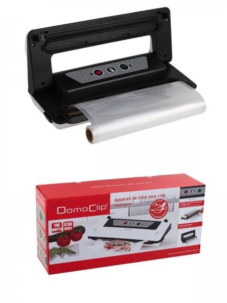 DomoClip Vakuumiergerät Einschweißgerät Lebensmittel DOM357