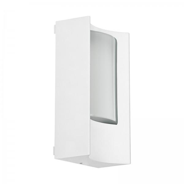 EGLO Wandleuchte Außenleuchte IP44 Aluminium LED 3000K 34005 weiß