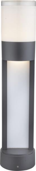 GLOBO LED-Sockelleuchte Sockellampe Aluminiumdruckguss 50 cm 34012