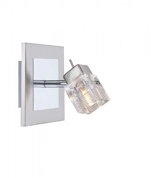 GLOBO CATTLEYA Wandleuchte Wandlampe G9 Glas 56443-1