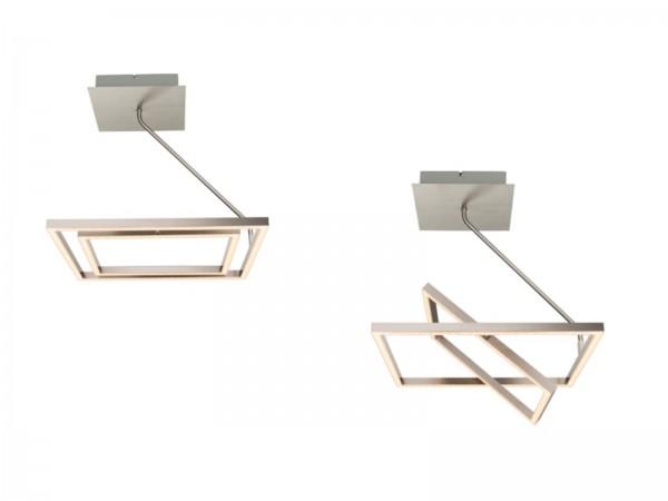 GLOBO RAPHAEL Deckenleuchte Lampenschirm schwenkbar Design 41623D