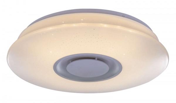 GLOBO TUNE Deckenleuchte Sparkle Decor Lautsprecher Bluetooth 41341-12