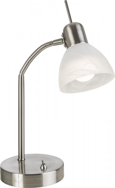 Nino Leuchten LED-Tischlampe Schreibtischleuchte Flexarm 51890101