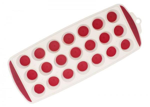 Genius Ideas Eiswürfelbereiter Eiswürfelform Silikon 21 Würfel R014611