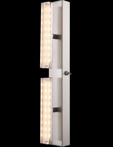 GLOBO LED Wandlampe Wandleuchte Strahler Wandleuchte Leuchte 68056-2W