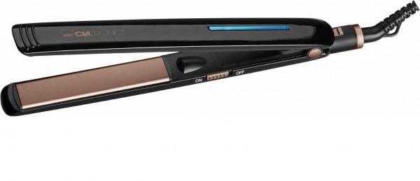 CLATRONIC Haarglätter Glätteisen Ionisierung HC 3660 schwarz-kupfer