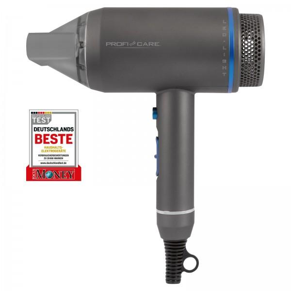 PROFICARE Haartrockner Haarföhn 1800 Watt Ionisierungsfunktion PC-HT 3082