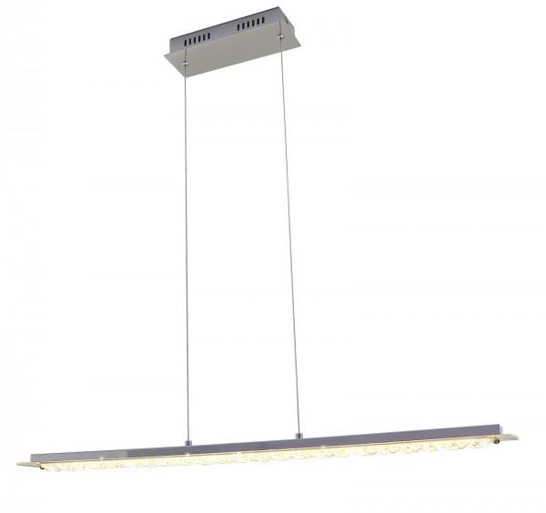ESTO CARME Pendelleuchte Pendellampe Esszimmer Chrom 710060