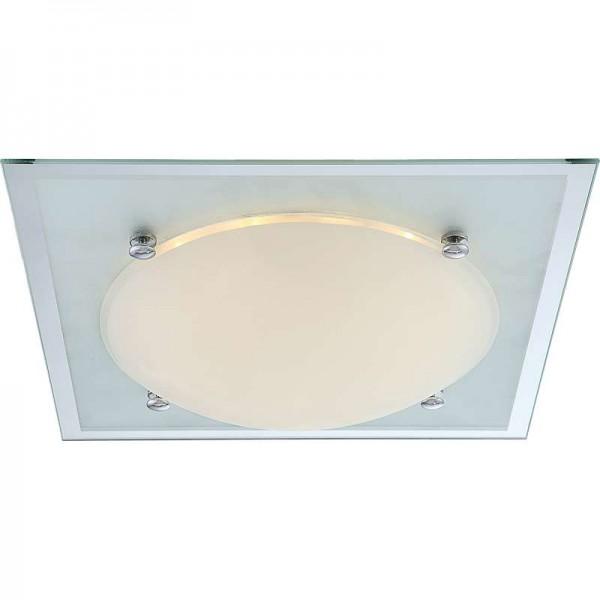 GLOBO Specchio II LED Deckenlampe Deckenleuchte Spiegel eckig 48426