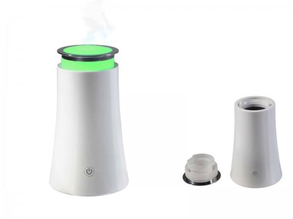 EssentielleDeco Zerstäuber Diffusor ätherisches Öl LED-Licht DE150