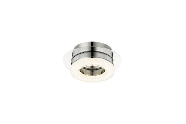 GLOBO Spikur LED Wandlampe Wandleuchte Kristalle Küchen-Lampe 49223-6