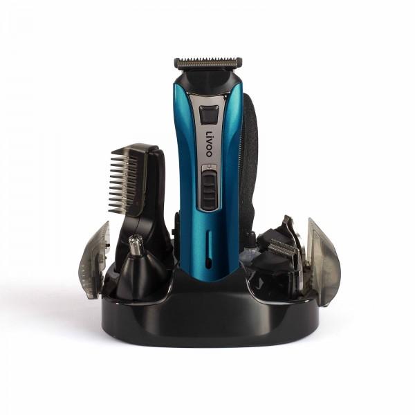 LIVOO Multifunktions-Haarschneidegerät Bartschneider Rasierer DOS164