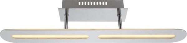GLOBO LED Deckenlampe Deckenlicht Deckenleuchte Wohnzimmerlampe 68057D