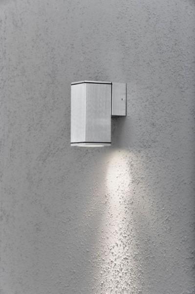 Konstsmide Monza Außenleuchte Wand Außenlampe dimmbar grau 7908-310