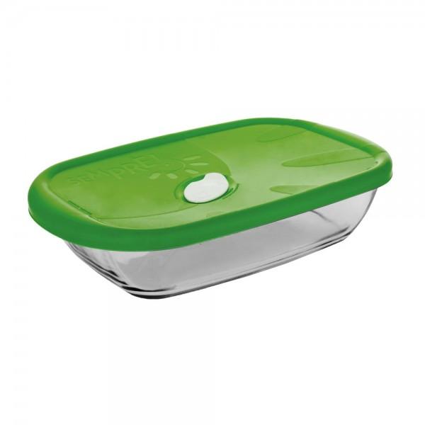 San Ignacio Frischhaltedose Glas Frischhaltebox Vorratsdose BGIB-4027