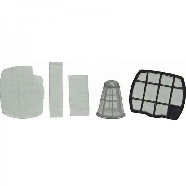 ORIGINAL CLATRONIC Filter-Set für Bodensauger Staubsauger BS 1255