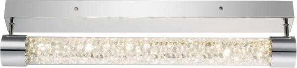 GLOBO LED Deckenleuchte Deckenlampe Wohnzimmer-Lampe Dimmer 65200-24D