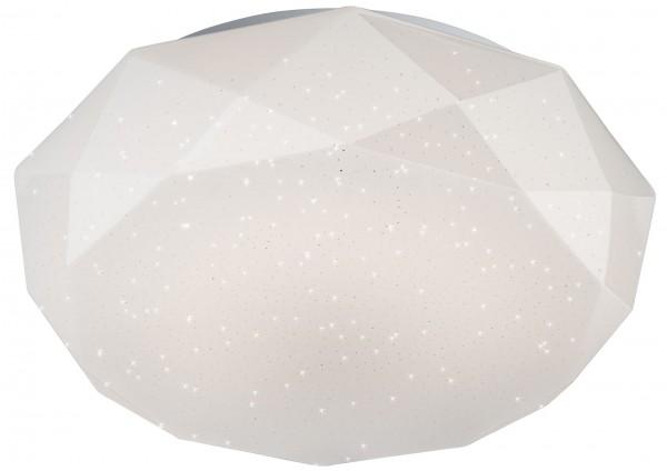 Nino Leuchten Deckenleuchte Deckenleuchte Diamanten 40 cm 63252207