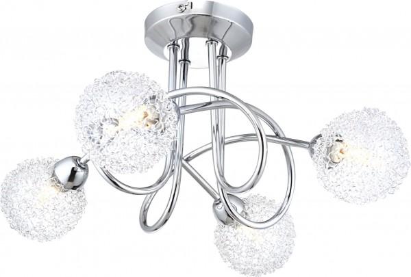 GLOBO Orina Strahler Deckenleuchte Deckenlampe Deckenstrahler 56624-4D
