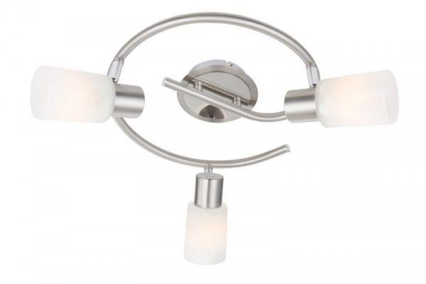 GLOBO Kati Deckenlampe Deckenleuchte Lampe Leuchte 3 Strahler 54913-3